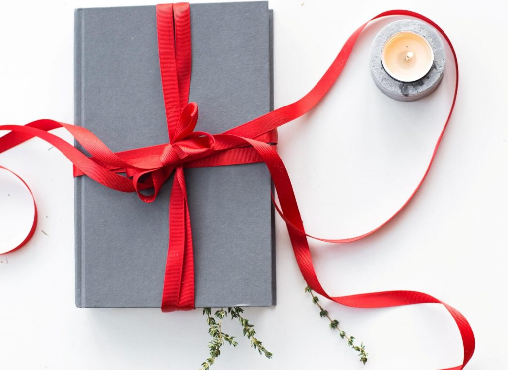 Freundin überraschen Geschenk Buch
