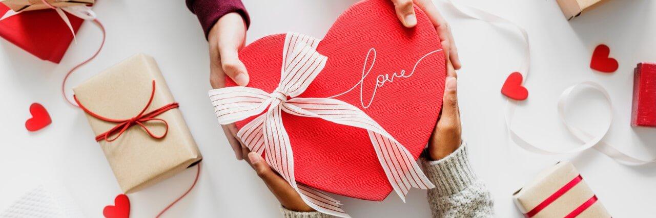 Geschenk für Freundin