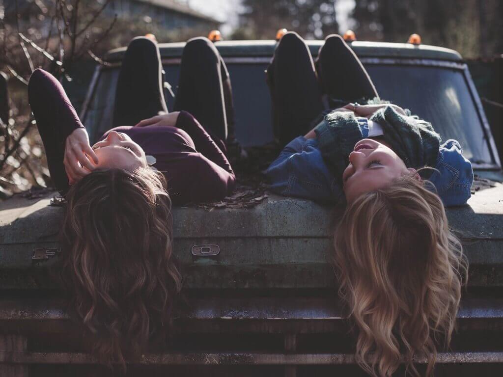 beste Freundinnen Tag Ideen