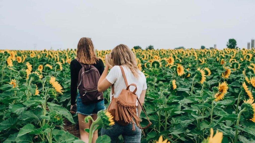 Ausflug schenken beste Freundin