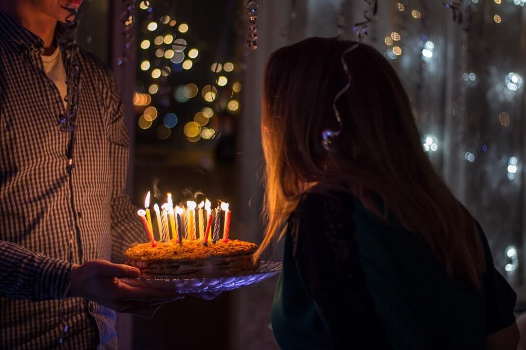 Geburtstagsgeschenk für Freundin